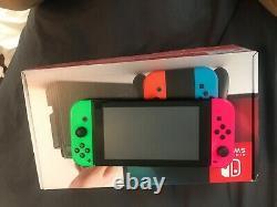 400gb Nintendo Switch good condition