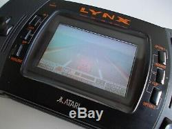 Atari Lynx 2 Boxed Console With Inserts (tested And Working) Good Condition