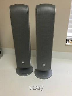 B&W VM-1 2way2 Speaker System Pair Good Condition