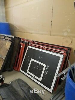 Bison Portable Basketball System Very Good condition. Sold individually