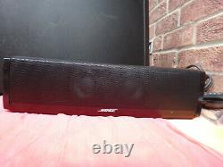 Bose Cinemate 15 Sound BAR Digital Home Theater System'Good Condition