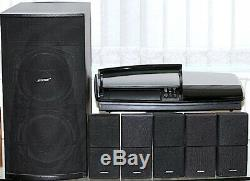 Bose Lifestyle PS 18 II Powered Speaker System Good Condition
