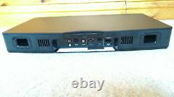 Bose Solo TV Sound Bar Speaker System Black Very Good Condition & Working