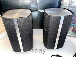 Bowers & Wilkins B&W MM-1 Speakers System Good Used Condition