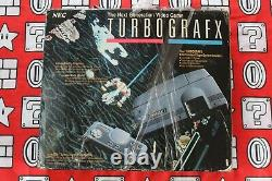 Consola Nec Turbografx Turbo Grafx 16 Pc Engine Pal Boxed Good Condition