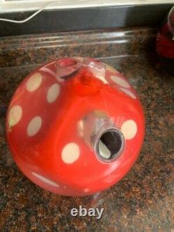 DICE BOWLING BALL 15lbs Very Good Condition, Low Games, VERY RARE, IT SYSTEM