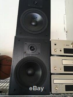 Denon Udra-f10 Stereo System With Remote Control, Good And Working Condition