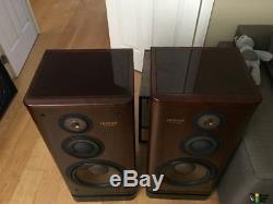 Diatone V3000 speaker. System. All original. Very good condition