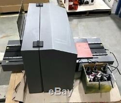 Direct Color System 1024 UV MVP Texture 3D Jet Printer Good Condition