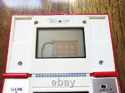 Donald & Mickey (DM-53) Nintendo Game & Watch in Good Condition