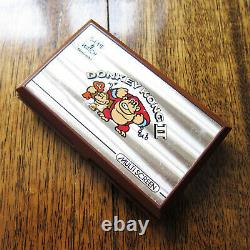 Donkey Kong 2 (JR-55) Nintendo Game & Watch in Good Condition