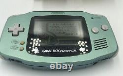 Gameboy Advance Celebi Pokemon Center Console BOXED GOOD CONDITION