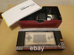 Gameboy Micro Famicom Console System Japan COMPLETE GOOD CONDITION