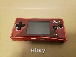 Gameboy Micro Mother 3 Deluxe Console System Japan BOXED GOOD CONDITION