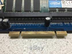Gigabyte GC-RAMDISK REV 1.3 With 4GB DDR RAM From Working System Good Condition
