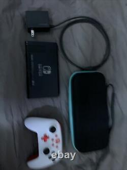Good Condition Nintendo 32GB Switch + Lots Of Accessories (read Below)
