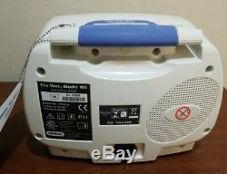 Hill Rom The Vest Airway Clearance System, Model 105, 376 hrs, Good Condition