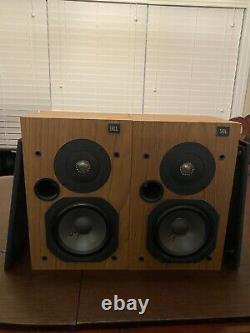 JBL L20 T3 2-Way Loudspeaker System (1985-87) Good Condition USA