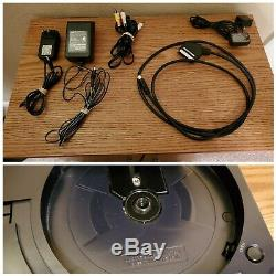 JVC X'Eye all in one Sega Genesis + Sega CD Console (Good condition, Works)