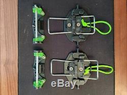 K2 Kwicker BC Splitboard Bindings Clicker system, used good condition
