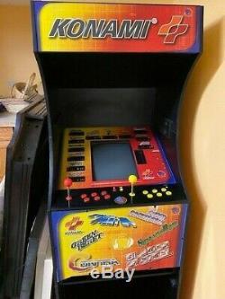 Konami 12 In 1 Arcade System Good Condition