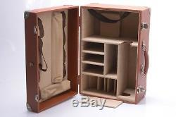 Linhof Kardan Color 45, 4x5 Original System Case In Good Condition