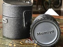 Mamiya SEKOR C 110mm f/2.8 for 645 System VERY GOOD CONDITION