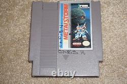 Metal Storm (Nintendo Entertainment System NES) Cart Only GOOD Shape
