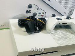 Microsoft Xbox One S 1TB Console White GOOD CONDITION