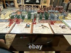 Milton Bradley Hero Quest Board Game System 100% Complete Good Condition