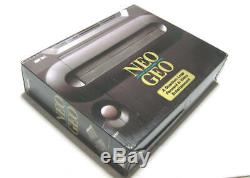 NEOGEO AES CONSOLE (boxed plus 1 games) GOOD CONDITION