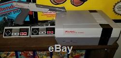 NES Deluxe Set, Complete, Very Good Condition