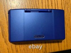 NRT-001 Nintendo DS System GOOD CONDITION! CAPTURE CARD INSTALLED! TESTED