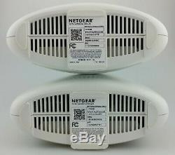 Netgear RBK43-200NAS Orbi AC2200 Tri-Band Home Wi-Fi System Good Shape