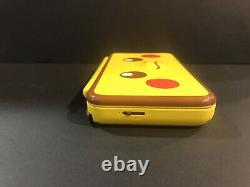 Nintendo 2DS XL Pikachu Edition Console! In Box! Good Condition In Box