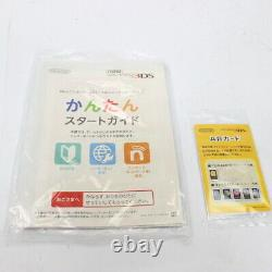 Nintendo 3DS LL XL Pearl White Good Condition