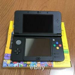 Nintendo 3ds Console 30th Limited Super Mario Good Condition Rare