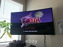 Nintendo 64 Jungle Green Funtastic Console, CIB, Good Overall Condition