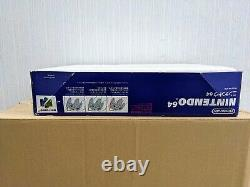 Nintendo 64 N64 Console REGION FREE Set PLAYS US & JAPAN BOXED Good Condition