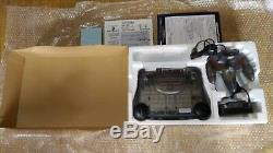 Nintendo 64 N64 Console System Clear Black Limited Japan Good Condition
