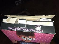 Nintendo Cereal System Empty Box With Mario Zelda Hologram Good Condition Ralston