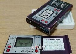 Nintendo Game & Watch Judge Boxed 1981 Tested Good Condition