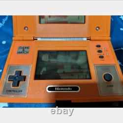 Nintendo Game and Watch FIRE and DONKEY KONG Good Working Condition F/S