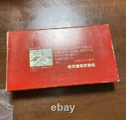 Nintendo Game and Watch LION Wide Screen Boxed Good Condition from Japan F/S