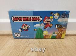 Nintendo Game and Watch Super Mario Bros. Complete in Box Good Condition