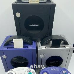 Nintendo GameCube DOL-001 Console ONLY or Accessories Good Condition. Clean