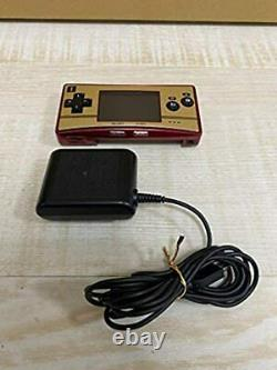 Nintendo Good Condition Game Boy Micro NES Color from jAPAN
