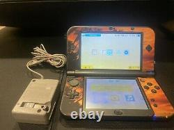Nintendo New 3DS XL 4GB Stylus, Charger And Case Good Condition