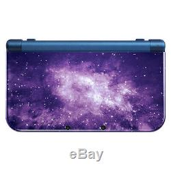 Nintendo New 3DS XL Galaxy Edition Handheld System Very Good Condition