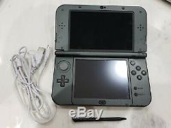 Nintendo New 3DS XL Handheld System! GOOD CONDITION Authentic Console grey